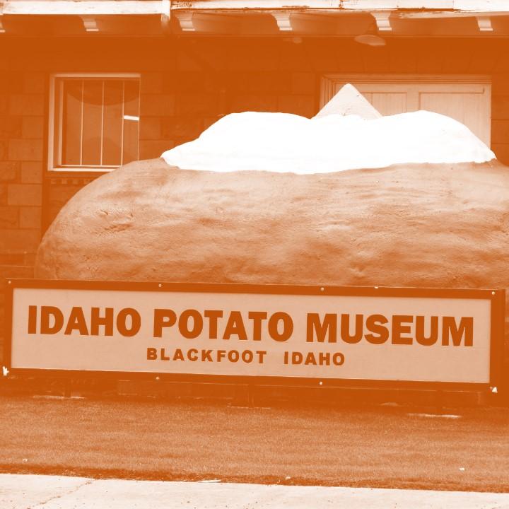 Grémio Geográphico: 5 museus dedicados à batata. #2 Idaho Potato Museum, Blackfoot (EUA)