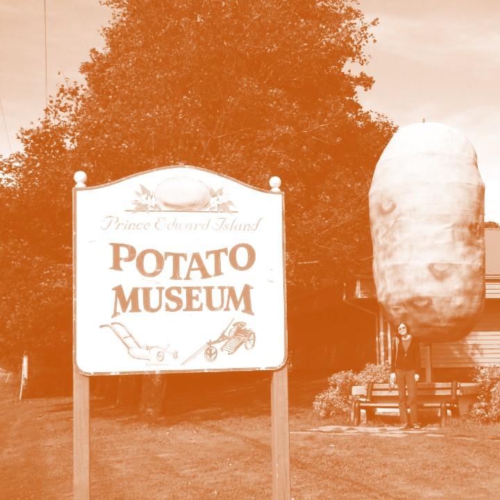 Grémio Geográphico: 5 museus dedicados à batata. #5 Canadian Potato Museum (Prince Edward Island, Canadá)
