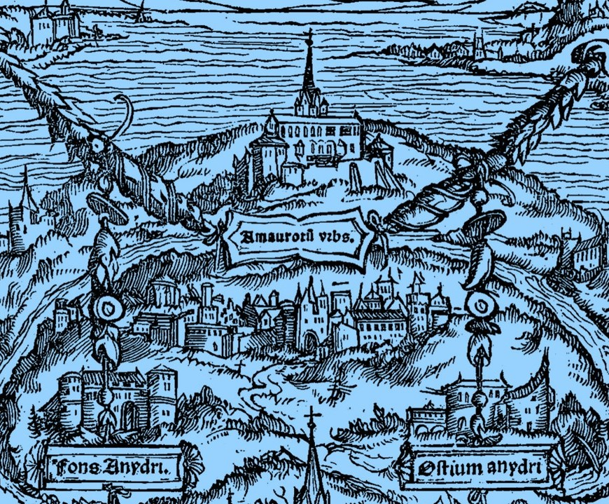 Utopia, Lugares Imaginários, Grémio Geográphico